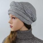 Модная весенняя шапка